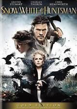 Snow White & the Huntsman - Gold Edition DVD