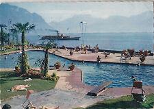 BF24018 montreaux la piscine du casino  switzerland  front/back image
