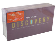 Pink Floyd Discovery BoxSet Complete Album Collection 16CD+BOOK Music CD Box Se