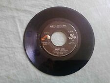 Perry Como / Bye Bye Little Girl / Meet Me At The Altar 45 rpm Record Vinyl NM