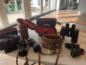 Binoculars Job Lot -