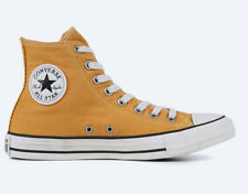 "Converse Adult Chuck Taylor All Star ""Chuck 70"" Vintage Sunflower Yellow 167959C"