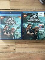 Jurassic World: Fallen Kingdom [BD Combo Pack] [Blu-ray] (Sous-titres français)
