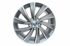 "Original SKODA aloy wheel TURBINE 7.5J x 18"" 5E0071498J HA7"