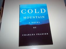 """Cold Mountain"" a Novel by Charles Frazier-Paperback"