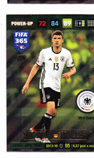 Goal Machine #376 Thomas Müller Panini FIFA 365 Adrenalyn XL 2017