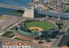 Campbell's Field, Camden, New Jersey, Stadium of Riversharks Baseball - Postcard