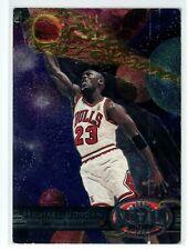 1997 Skybox MICHAEL JORDAN #23 Metal Universe Chicago Bulls *READ*