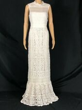NWOT BHLDN Ojai White Crochet Lace Dress Size 8