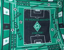 SV Werder Bremen -  Halstuch, ca. 50x50 cm,Neu,Lizenz,Rarität