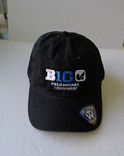 BIG 10 FIELD HOCKEY TORNAMENT 2012 ONE SIZE ADJUSTABLE CAP HAT *FREE US S/H* NEW