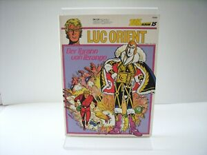Comic: ZACK Album 15, LUC ORIENT - Der Tyrann von Terango, Koralle