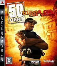 Used PS3 Game  50 Cent Blood on the Sand