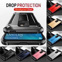For Huawei Mate 8 9 10 20 Pro Shockproof 360° Armor Hybrid Hard Back Case Cover