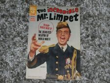 The Incredible Mr. Limpet - 1964 Dell Comics #408 Movie Classic - Good Condition