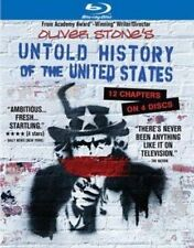 Untold History of The United States 0883929358090 Blu Ray Region a
