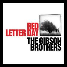 Gibson Brothers : Red Letter Day CD (2006) ***NEW***