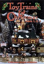 Toy Trains & Christmas, Parts 1, 2, 3 (DVD, 2003)