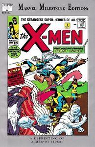 1963 X-MEN #1 ~ 1st Appearance of X-MEN ~ 1991 Milestone Reprint ⊱NM ~ @LOOK@