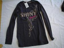 WI 14/15 -pampolina Shiny Dreams Camisa Negro talla 140