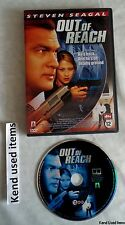 actie OUT OF REACH dvd NED. ONDERTITELS Steven Seagal