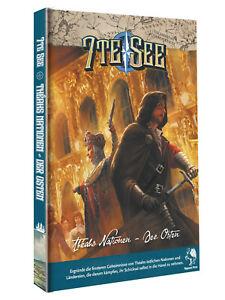 7te See: Théahs Nationen - Der Osten   Rollenspiel   Pegasus Spiele