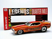 AUTO WORLD AW1106 L.A HOOKER 1971 FORD MUSTANG NHRA FUNNY CAR model 1:18th