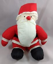 Parachute Santa Claus Stuffed Doll 9 inches Tall Christmas Holiday