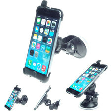 German made Apple iPhone car holder and window windscreen suction dash car mount