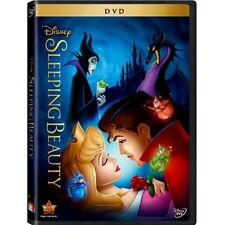 Disney Iconic Fairytale Masterpiece Sleeping Beauty on DVD Back In Vault Limited