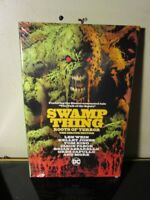 NEW SEALED DC Swamp Things Roots Of Terror Deluxe Ed HC