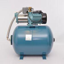Hauswasserwerk Hauswasserautomat 100 Liter Pumpe MHI2200 - 5,8bar - 9600L/h