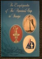 The Encyclopedia of the America's Cup in Stamps Solomon Islands