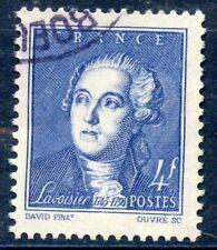 STAMP / TIMBRE DE FRANCE OBLITERE N ° 581 LAVOISIER