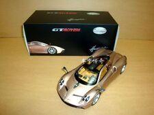 1:18  Welly   -  GTA Pagani Huayra V12 model gold color