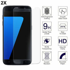 2-Pack Crystal Clear HD Film Full Cover Screen Protector For Samsung Galaxy S7