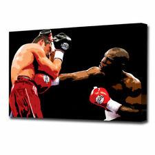 Canvas Boxing Modern Art Prints