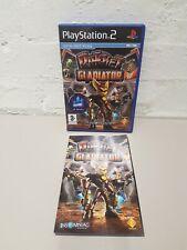 Ratchet Gladiator - PS2 PlayStation 2