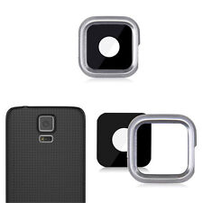 Hot Back Rear Camera Glass Lens Cover Replacement Parts For Samsung Galaxy S5 UP