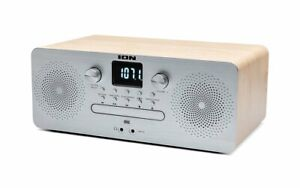 Ion Audio Air CD Pro Desktop Music System w/ Bluetooth Streaming