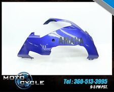 2004 YAMAHA R1 YZF1000 YZF 1000 RIGHT LOWER FAIRING COWL PLASTIC 03 04 05 Y18