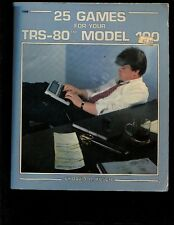 25 Games for Your TRS-80 Model 100