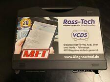 VCDS V2 ohne VIN limit unlimited Ross-Tech II Diagnosetool CAN HEX-v2 USB VAG