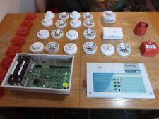 Fire Alarm System Kit - Apollo XP95 / Scimitar Zone Control Panel UK