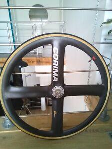 """Back Wheel Corima 4 Spokes Track Pista 700c 28"""""""