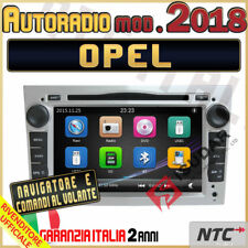 "AUTORADIO 7"" DVD GPS+Mappe MP3 2DIN OPEL CORSA VIVARO MERIVA VECTRA ASTRA ANTARA"
