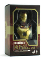 Hot Toys Iron Man 3 Mark 42 XLII 1/6 Scale Collectible Bust Avengers Limited New