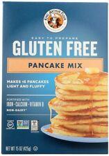 ~King Arthur Gluten Free Pancake Mix, 15 Ounces, 1 Box~
