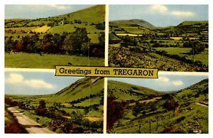 Postcard -  TREGARON  (Ref P1)