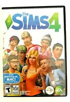 The Sims 4 CD-ROM PC Video Game Win/Mac (2015)